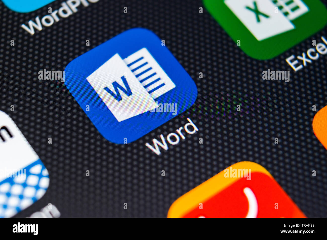 Microsoft Word Stock Photos & Microsoft Word Stock Images - Alamy