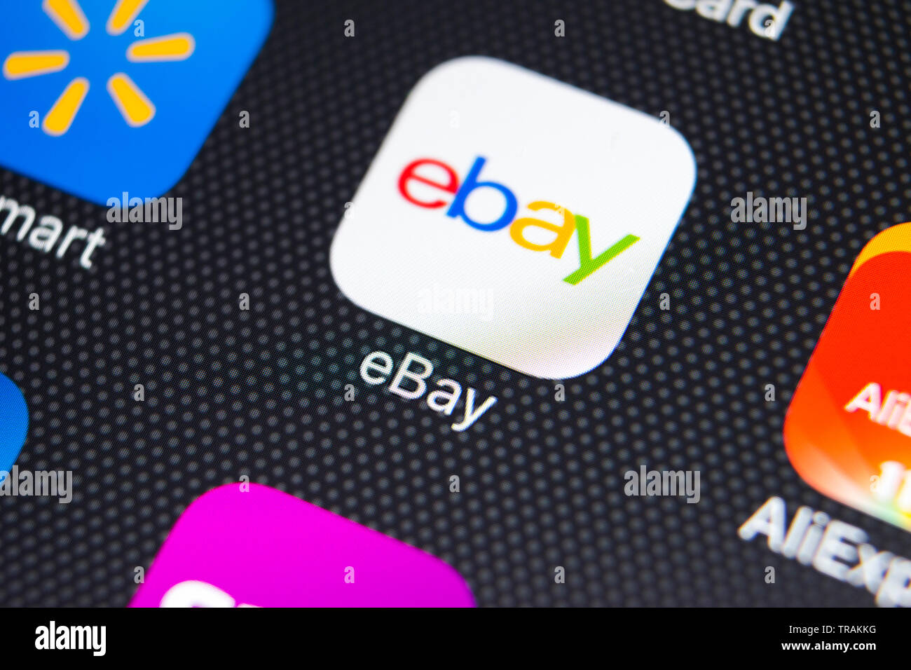 Ebay App Icon High Resolution Stock Photography And Images Alamy