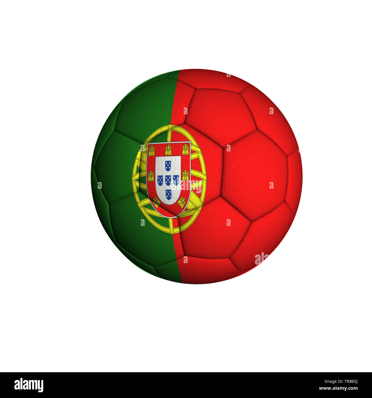 Portugal Flag Icon Round Stock Photos Portugal Flag Icon Round