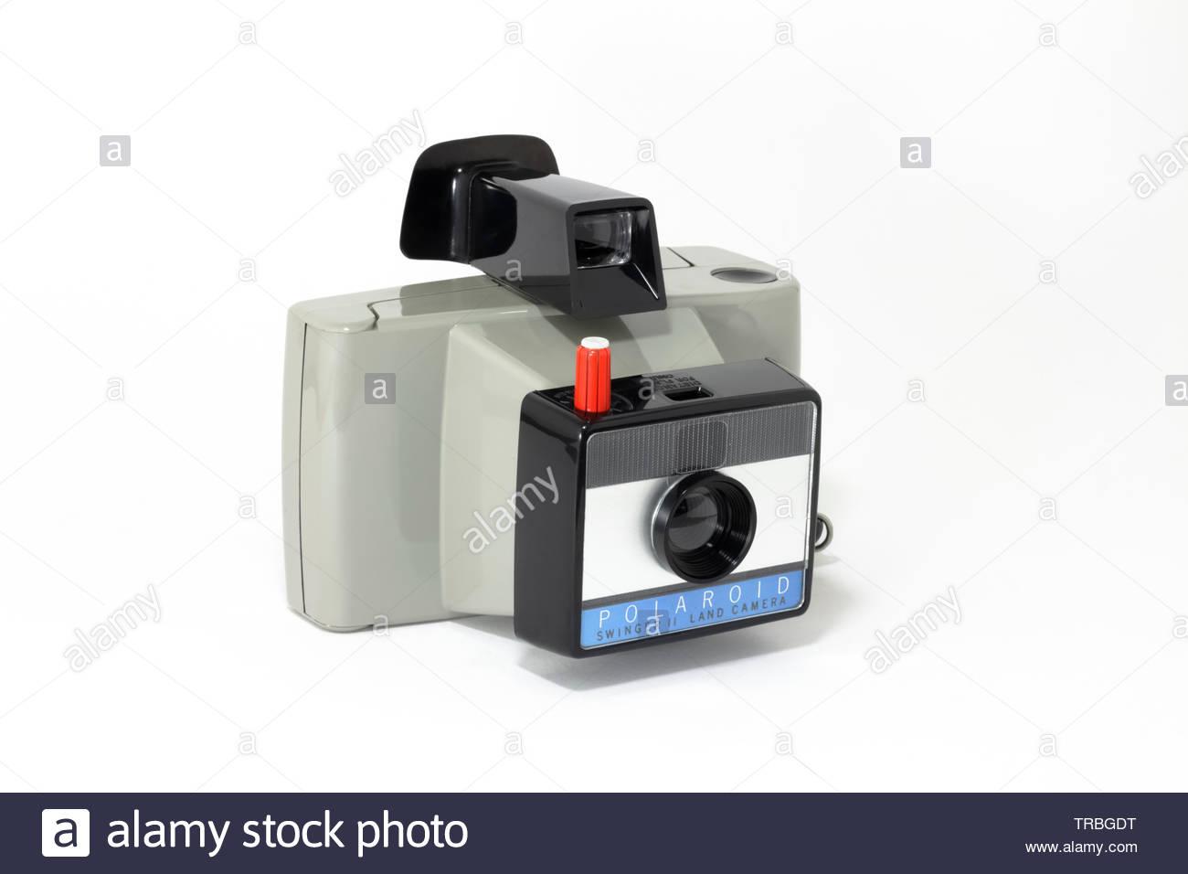 Polaroid Film Stock Photos & Polaroid Film Stock Images