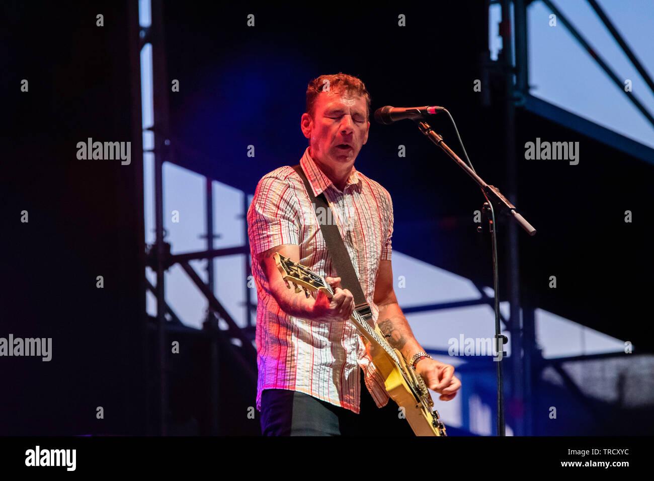 Jawbreaker at Primavera Sound 2019 - Stock Image