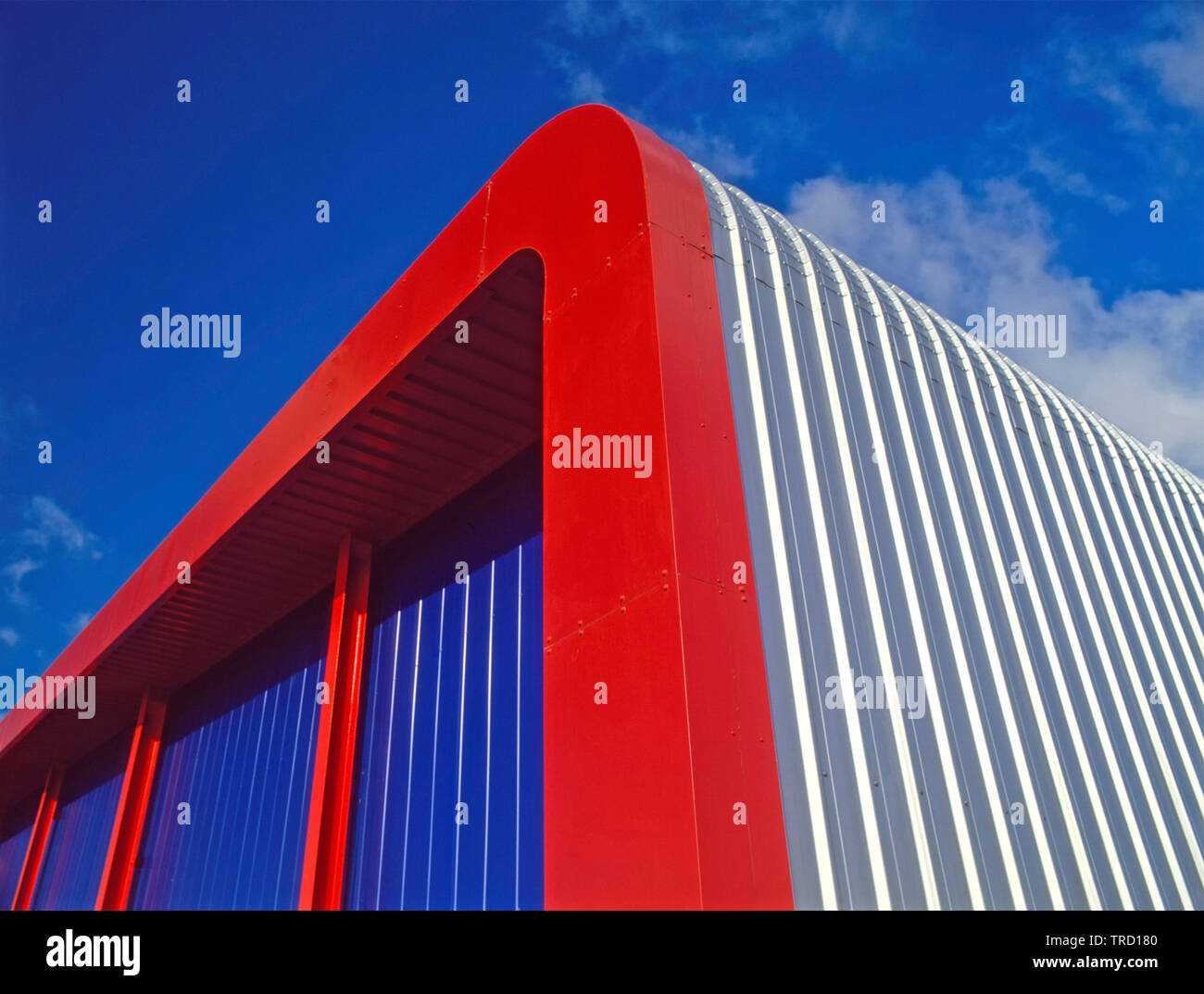 Curved Cladding Stock Photos Curved Cladding Stock Images Alamy