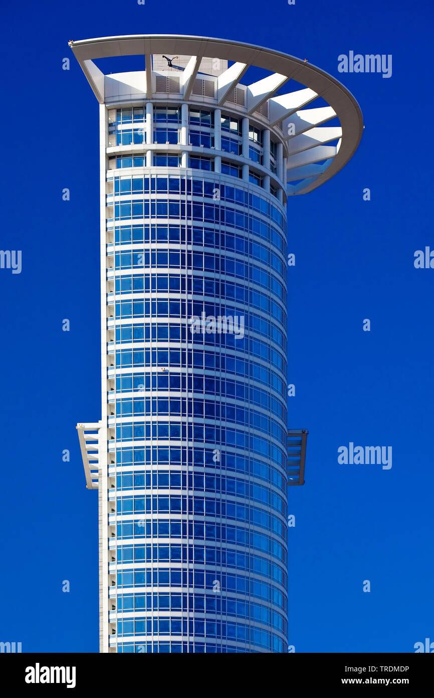 Hochhaus der DZ-Bank, Westend 1, Deutschland, Hessen, Frankfurt am Main | Westend 1, headquarter of DZ Bank, Germany, Hesse, Frankfurt am Main | BLWS5 - Stock Image
