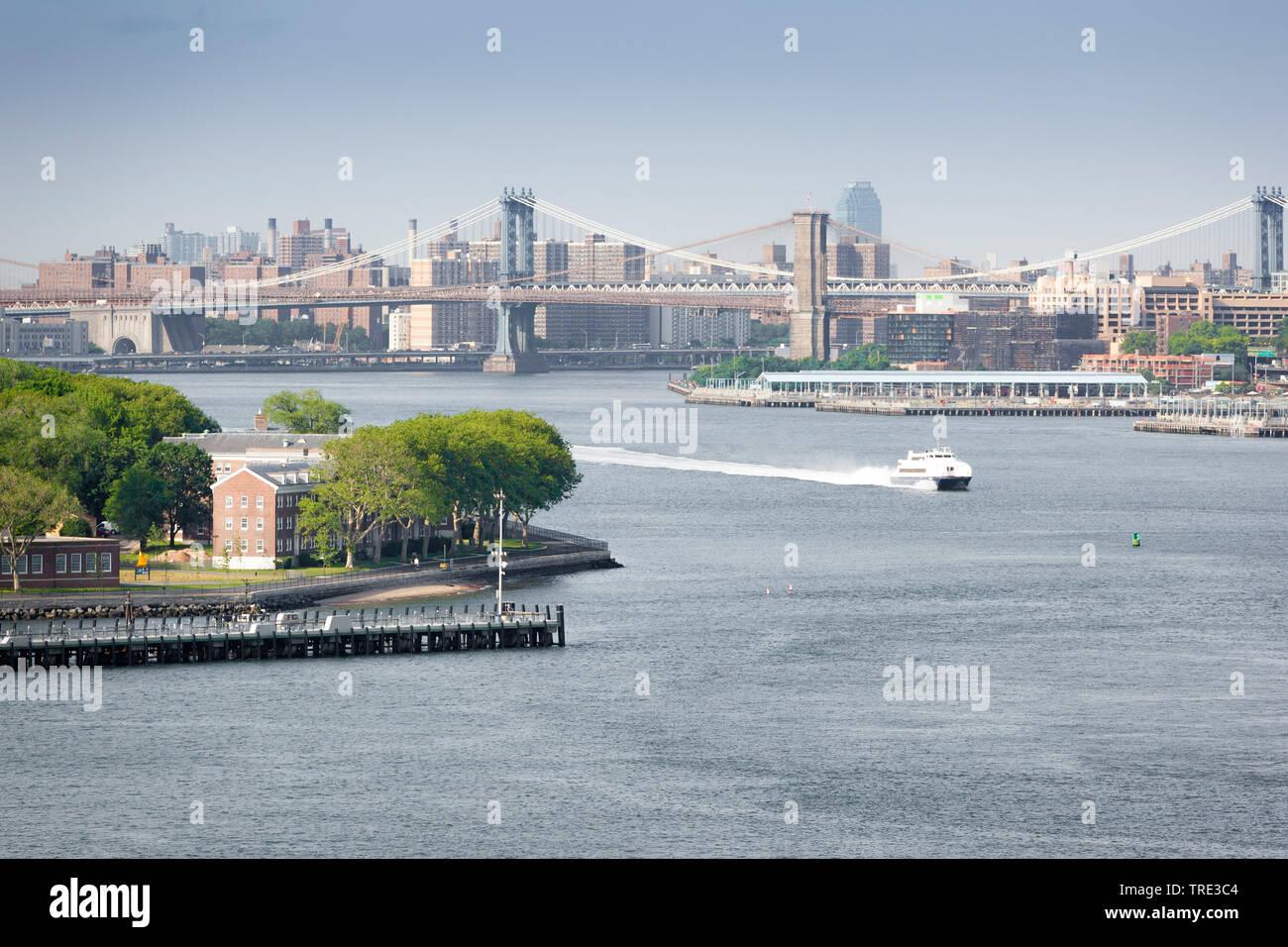 New York, USA, New York City | New York, USA, New York City | BLWS516232.jpg [ (c) blickwinkel/McPHOTO/M. Gann Tel. +49 (0)2302-2793220, E-mail: info@ - Stock Image
