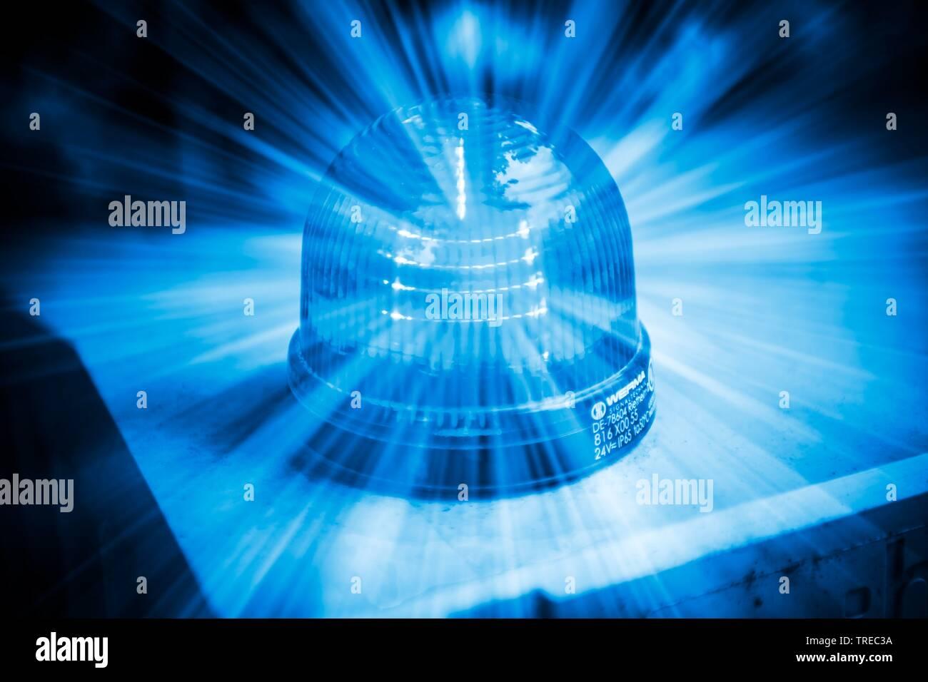 Warning Light Stock Photos & Warning Light Stock Images - Alamy