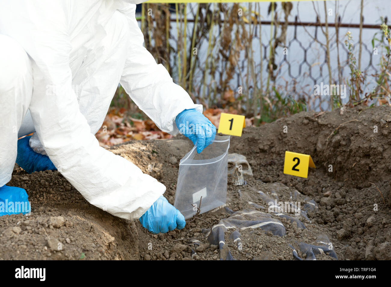Forensic Science High Resolution Stock Photography And Images Alamy