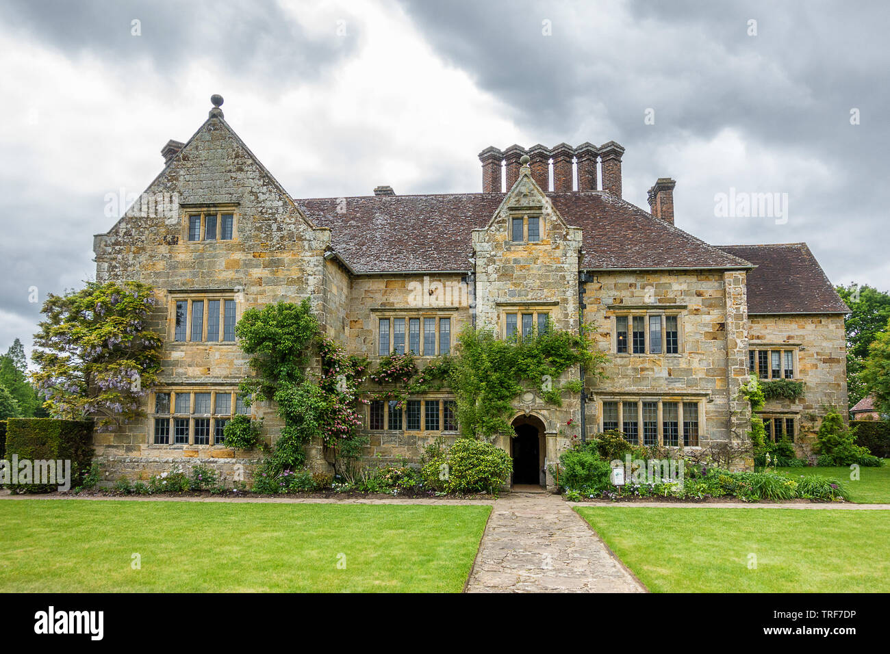 Indefinido política chico  Batemans in Burwash the former home of Rudyard Kipling Stock Photo - Alamy