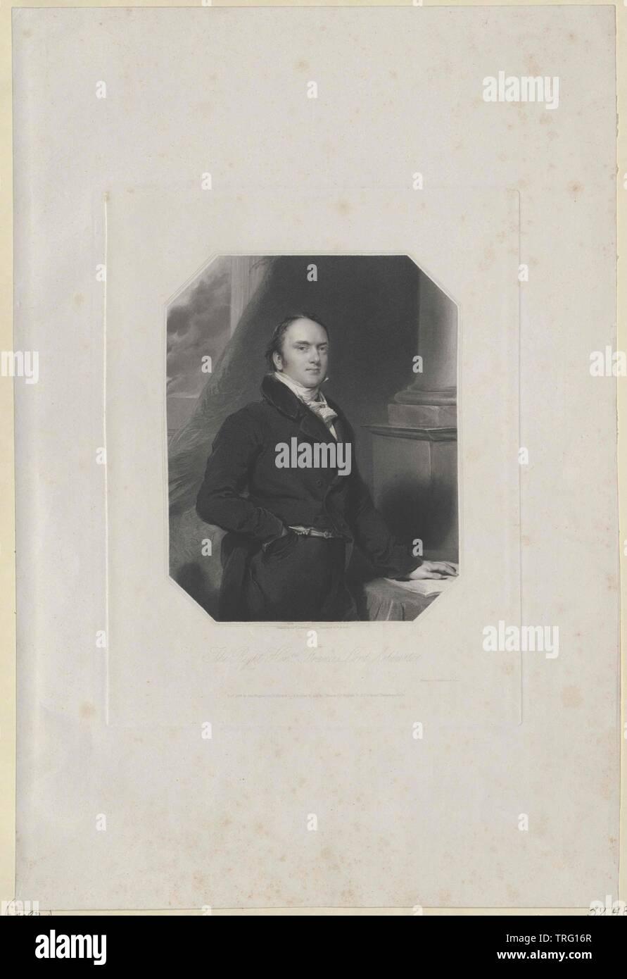 Bingham Baring, 2nd Baron Ashburton