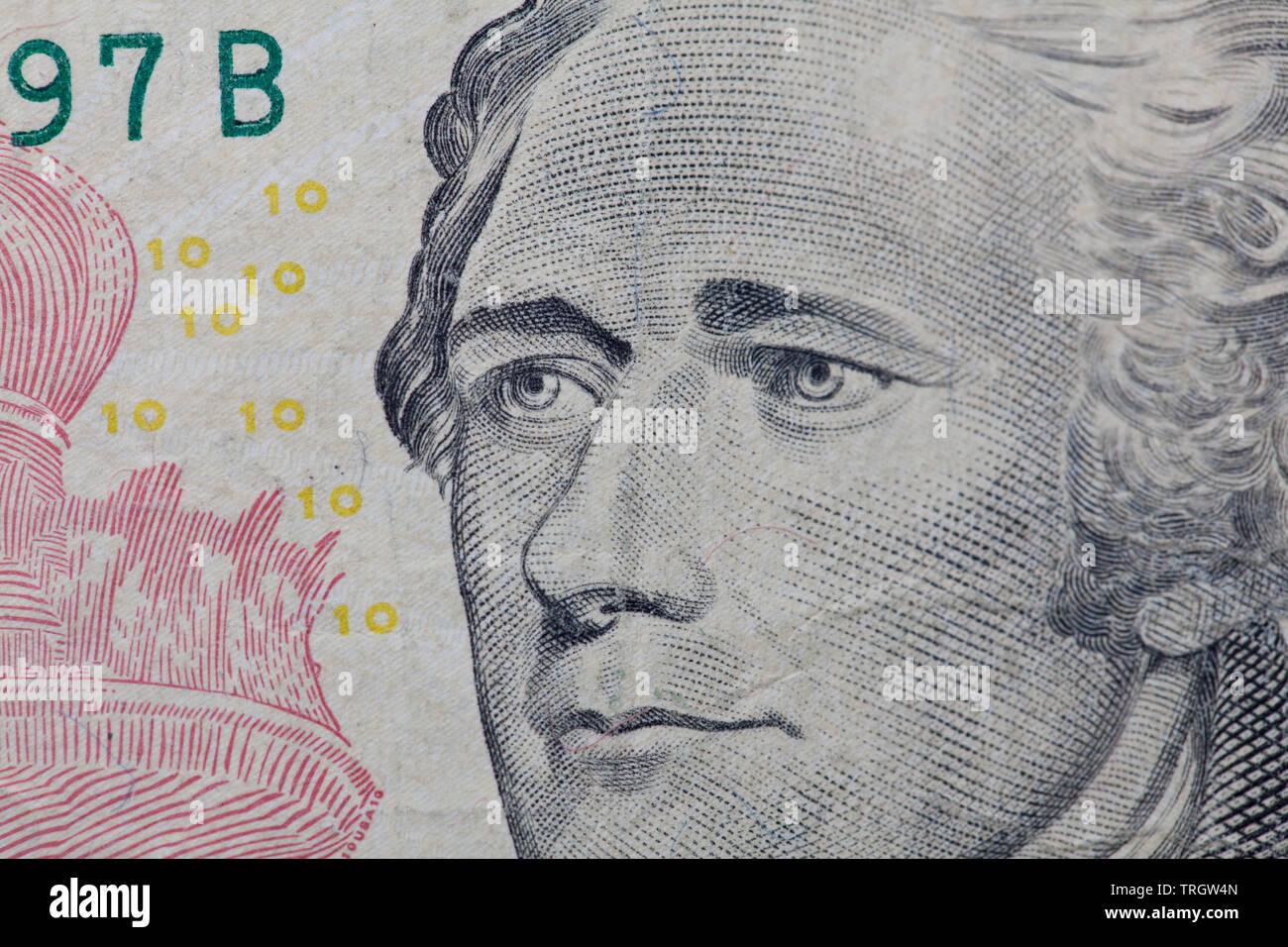 10 Dollar Bill Stock Photos & 10 Dollar Bill Stock Images