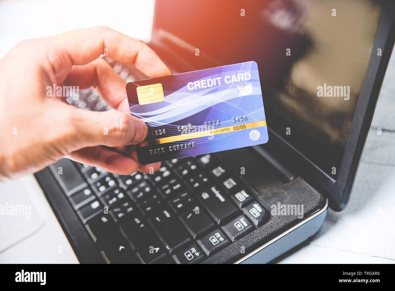 Easy Payment Stock Photos & Easy Payment Stock Images - Alamy