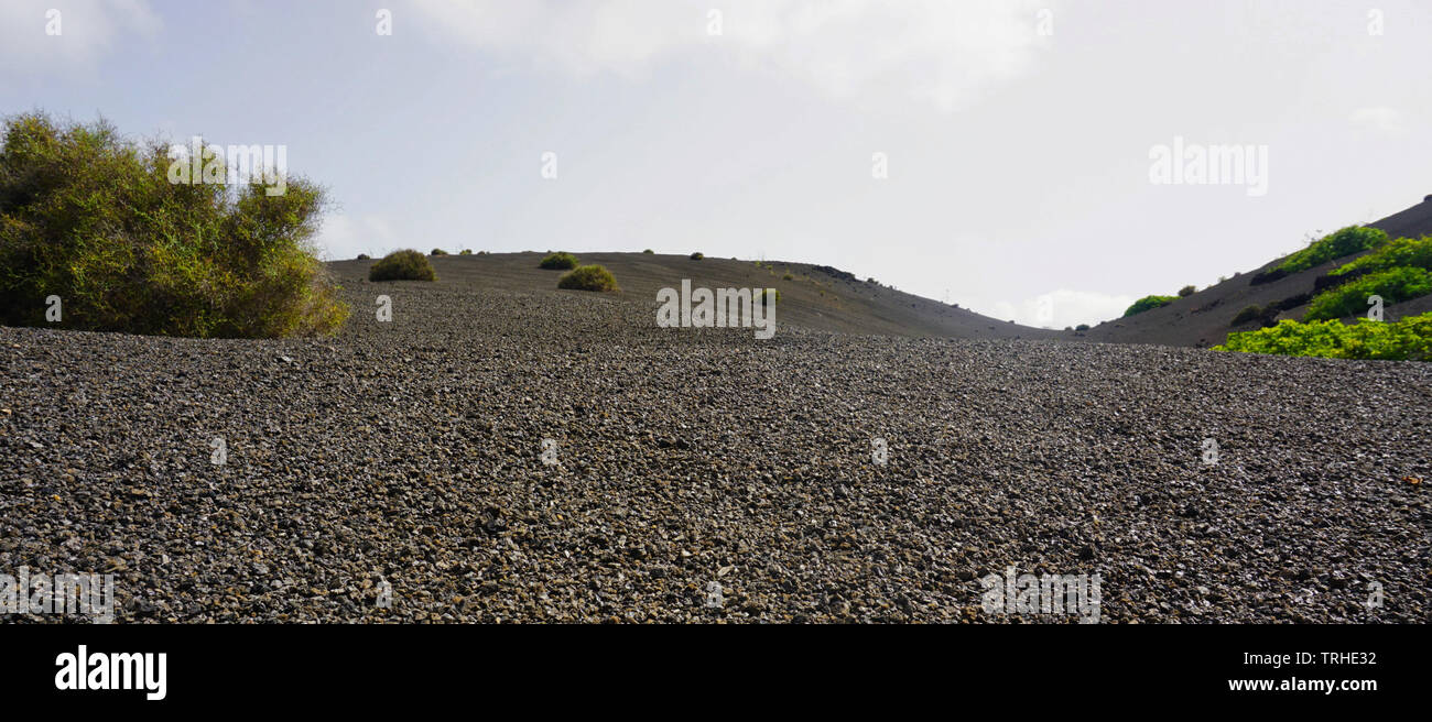 hill - Stock Image