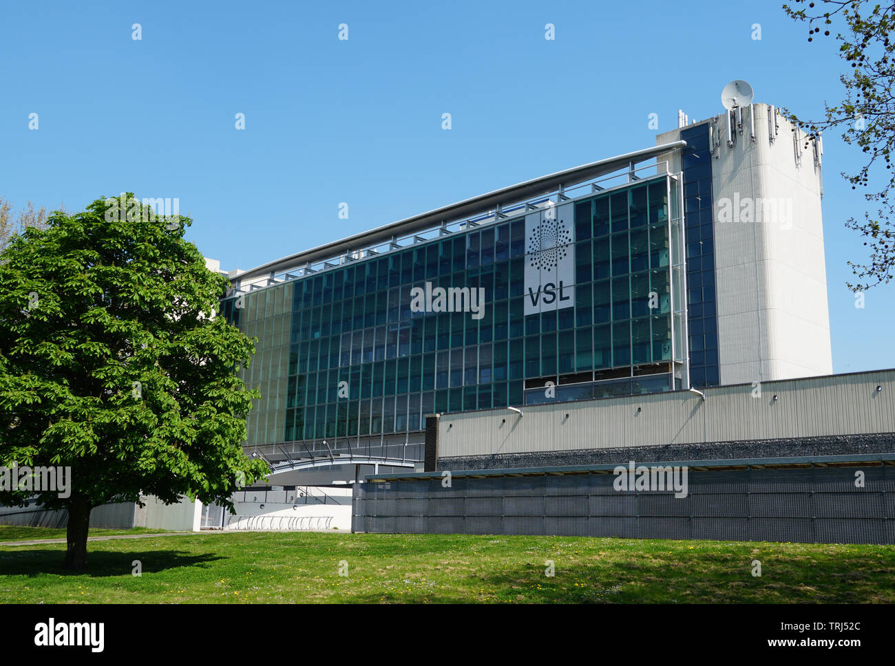 VSL, Dutch Metrology Institute and NMI building in Delft. - Stock Image