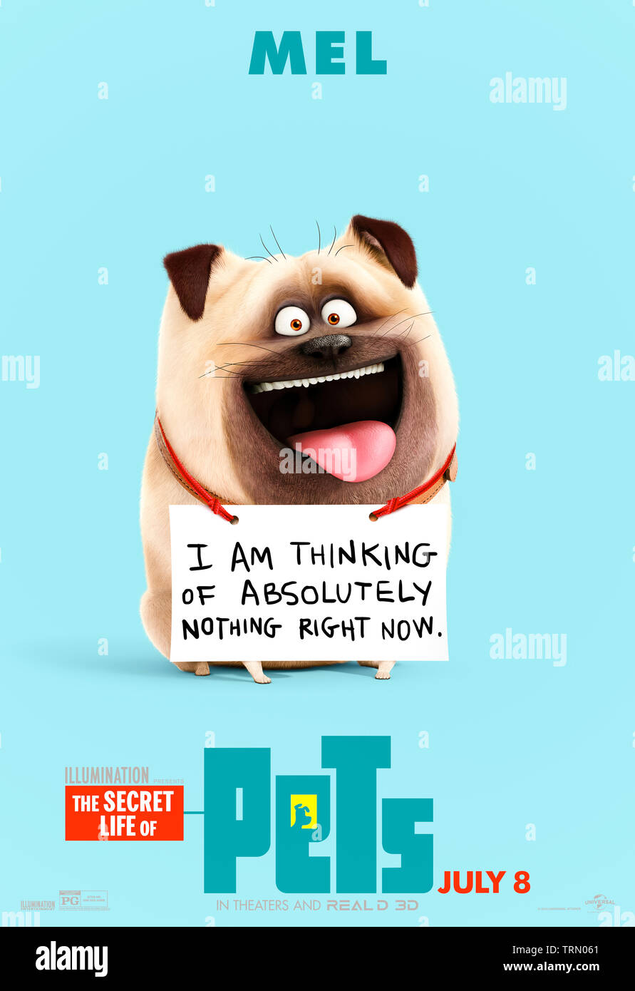 The Secret Life Of Pets 2 2019 Directed By Chris Renaud And Starring Mel Voiced By Bobby Moynihan Animated Sequel About What Pets Get Up To Whilst Their Owners Are Out For