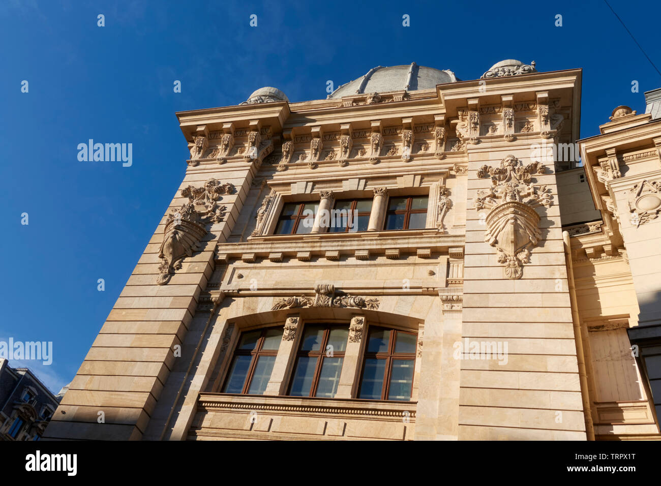 The National Museum Of Romanian History Bucharest Romania Stock Photo Alamy