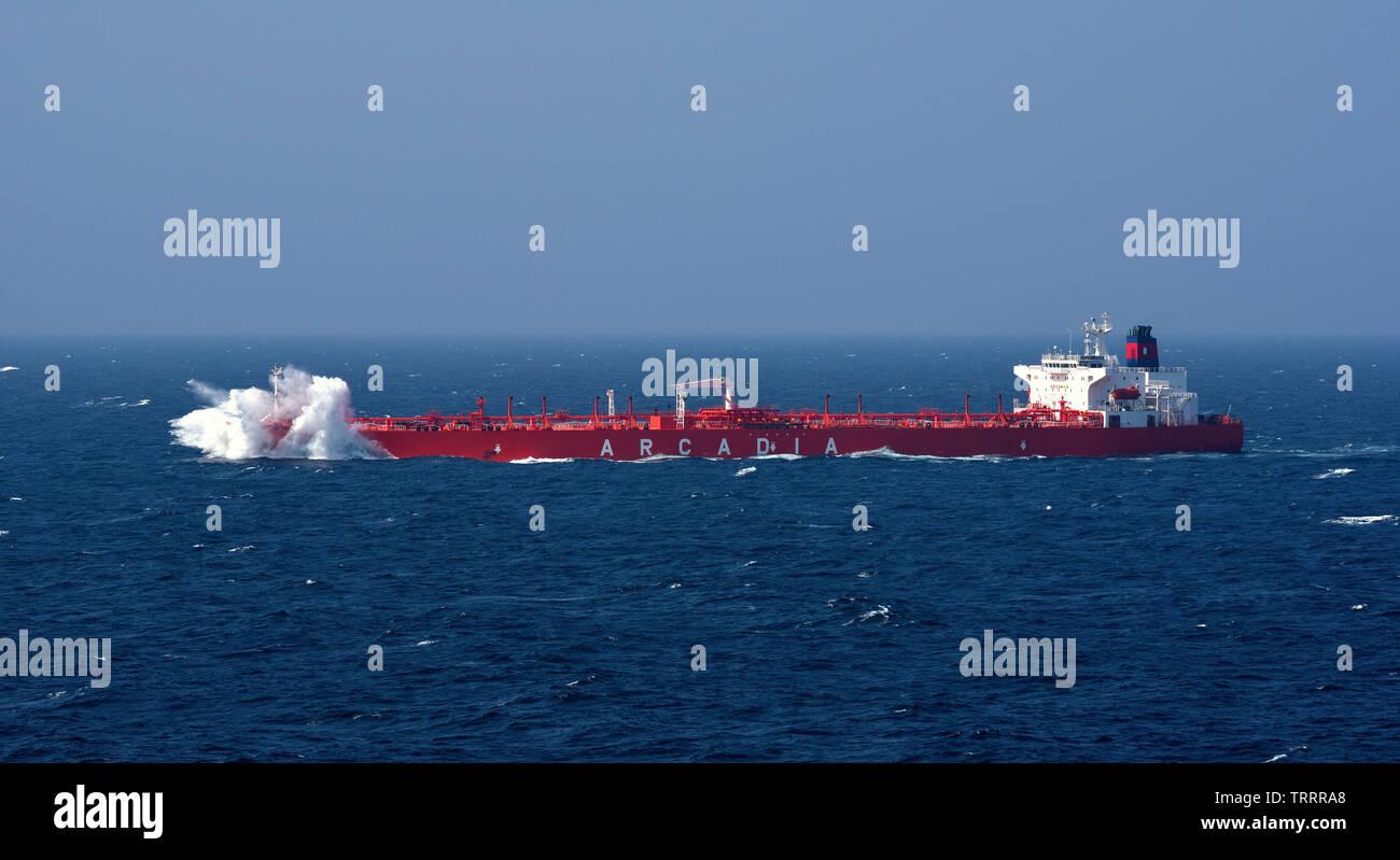 red sea / 15 21 n 041 37 e - 2015 11 28: greek crude oil tanker