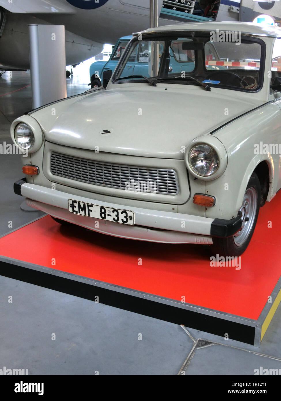 East German Car Stock Photos East German Car Stock Images Alamy