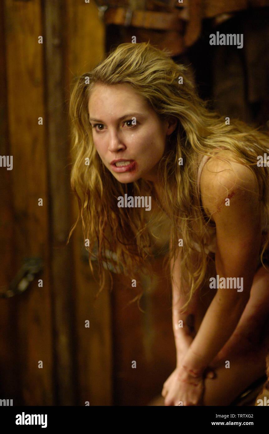 An Erotic Werewolf In London 2006 horror film still stock photos & horror film still stock