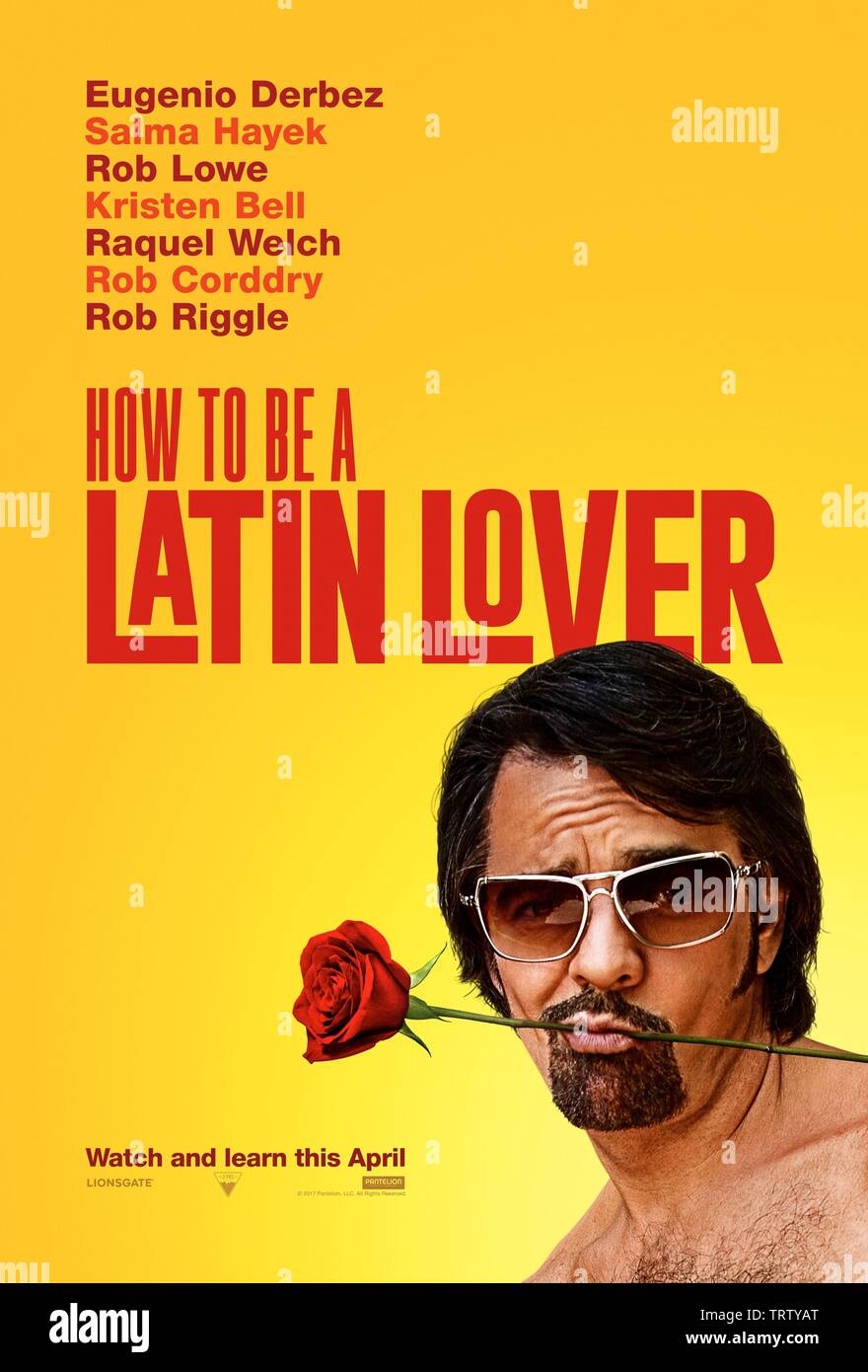 Latin Lover High Resolution Stock Photography And Images Alamy