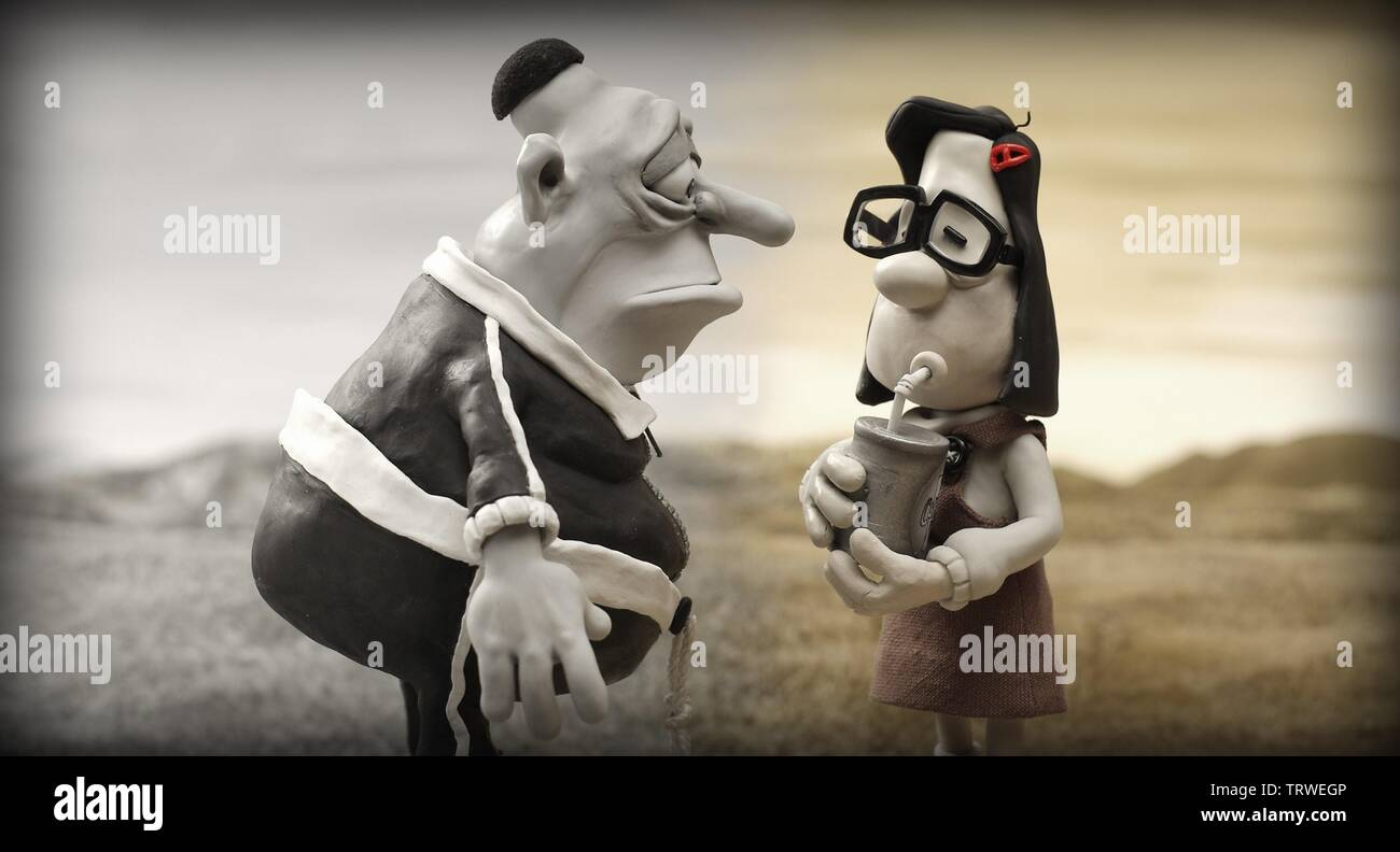Mary And Max High Resolution Stock Photography And Images Alamy