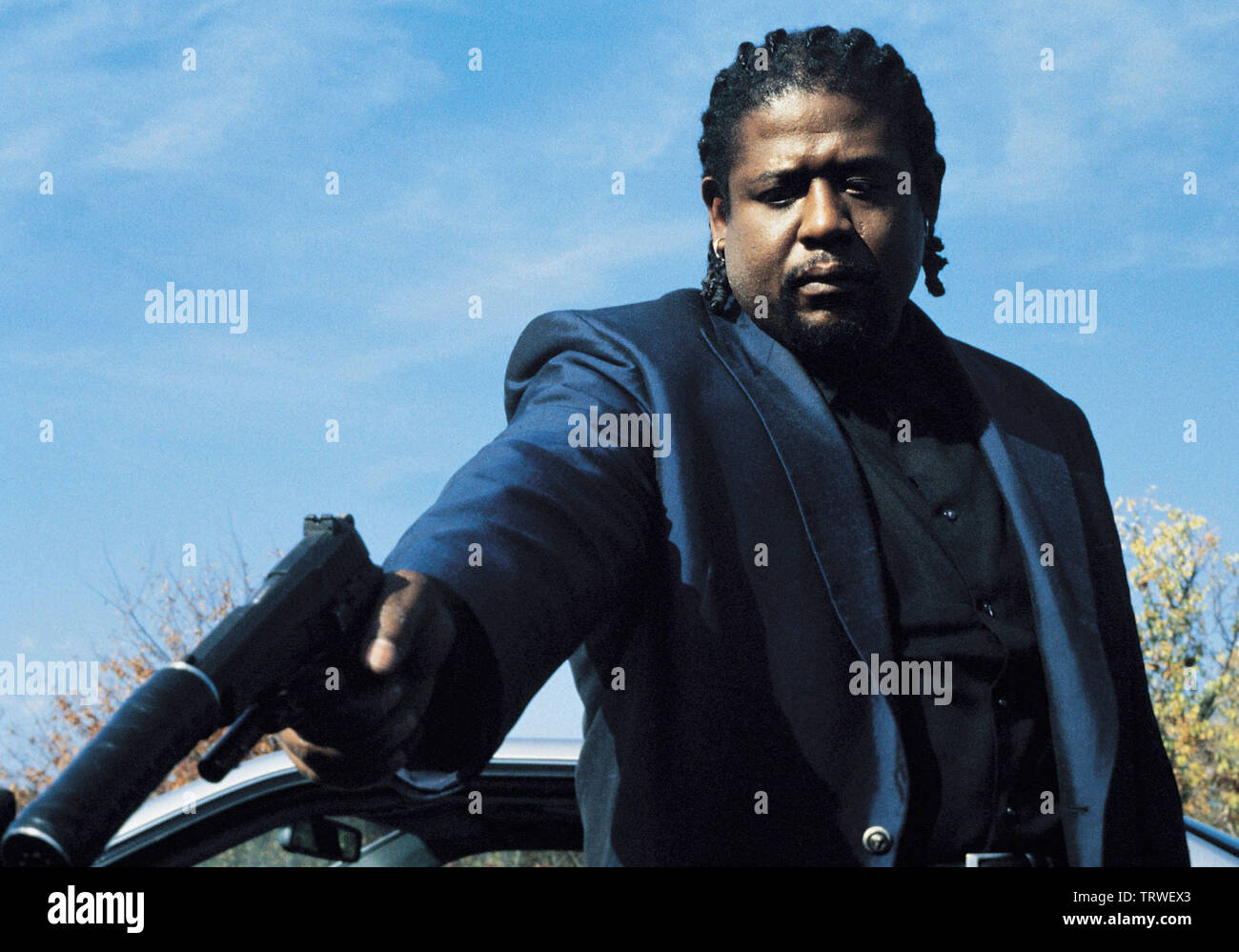 FOREST WHITAKER in GHOST DOG: THE WAY OF THE SAMURAI (1999