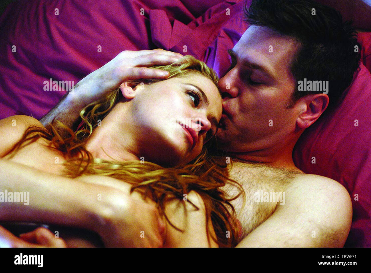 FORBIDDEN SECRETS 2015 Incendo Productions film with Kristy Swanson and David Keeley - Stock Image