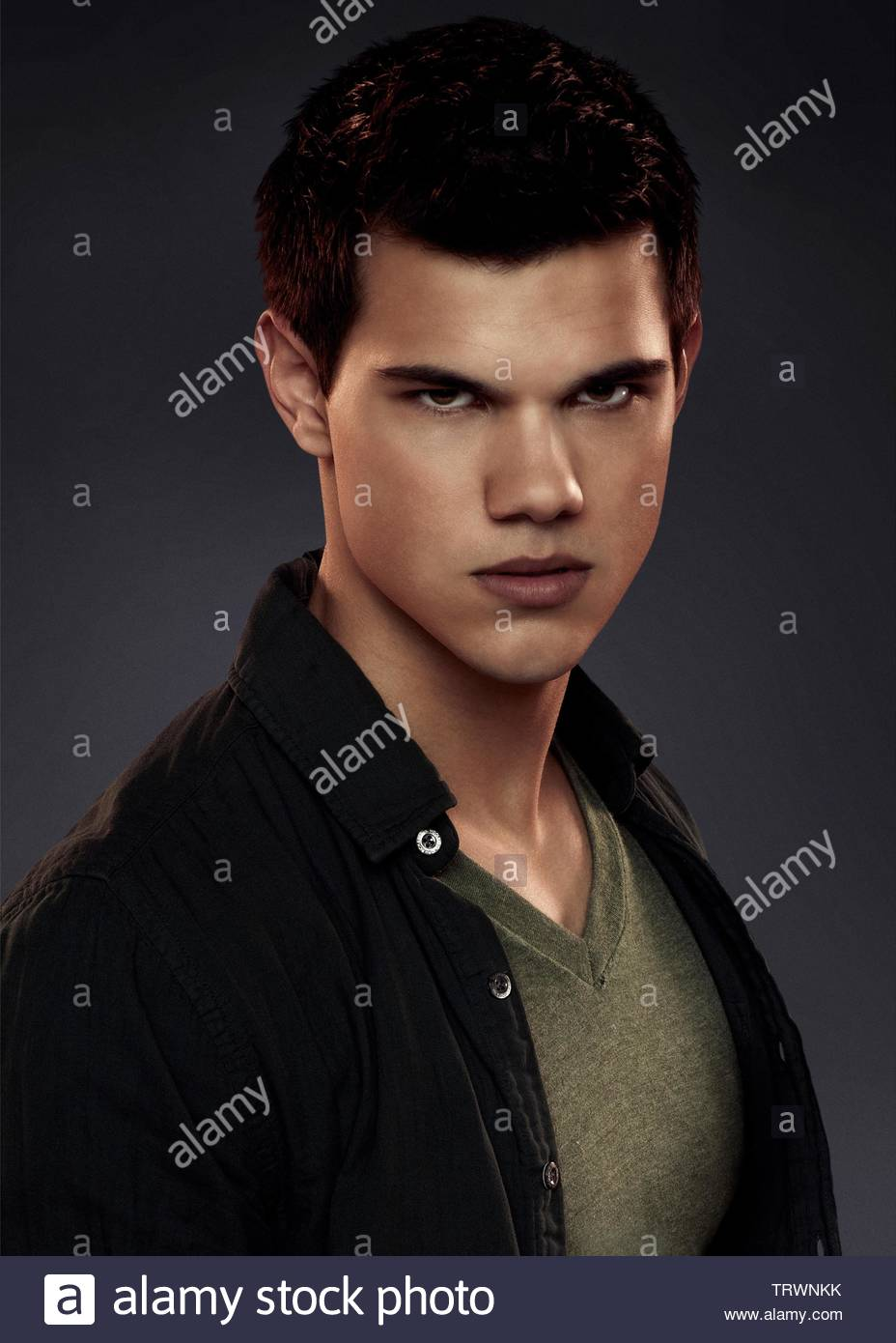 Taylor Lautner In Twilight Saga The Breaking Dawn Part 2 2012 Copyright Editorial Use Only No