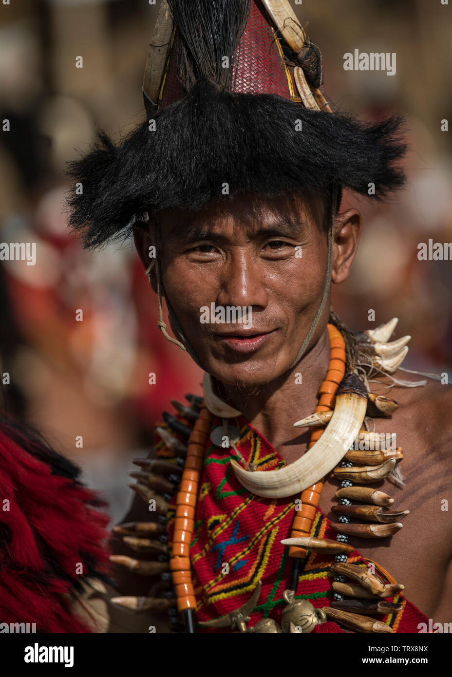 afa01c6086 Tribal Headgear Stock Photos & Tribal Headgear Stock Images - Alamy