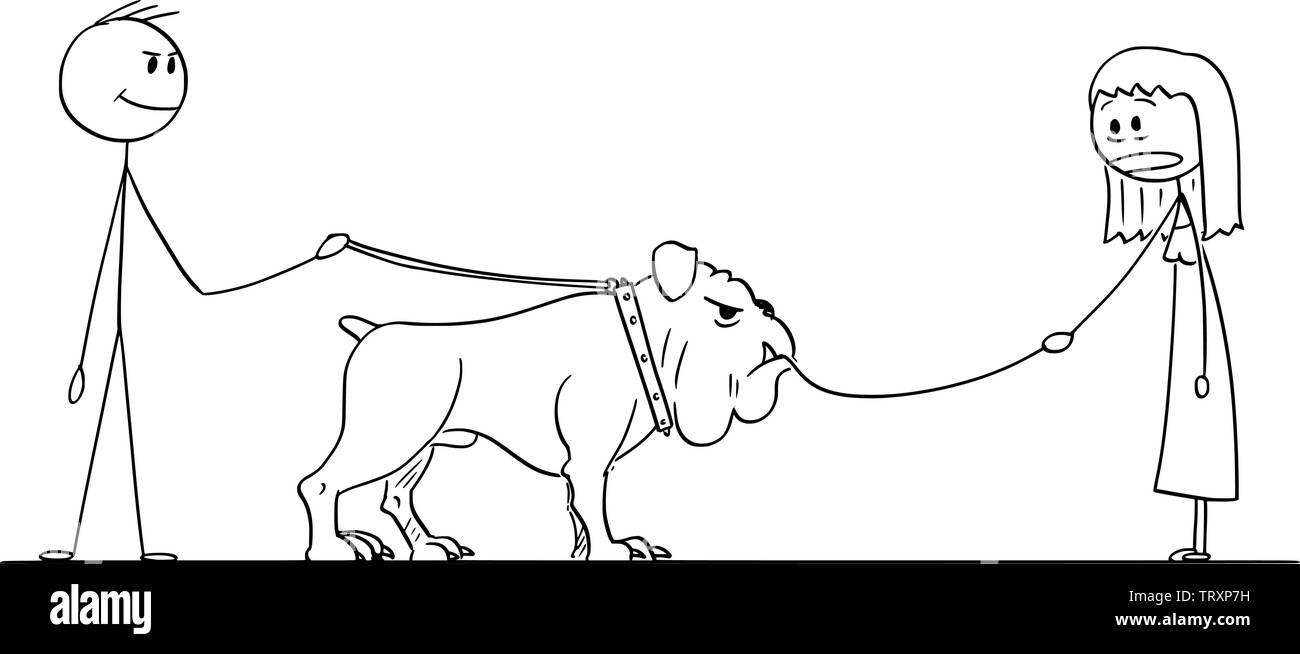 Stick Dog Drawing Stock Photos Stick Dog Drawing Stock Images Alamy