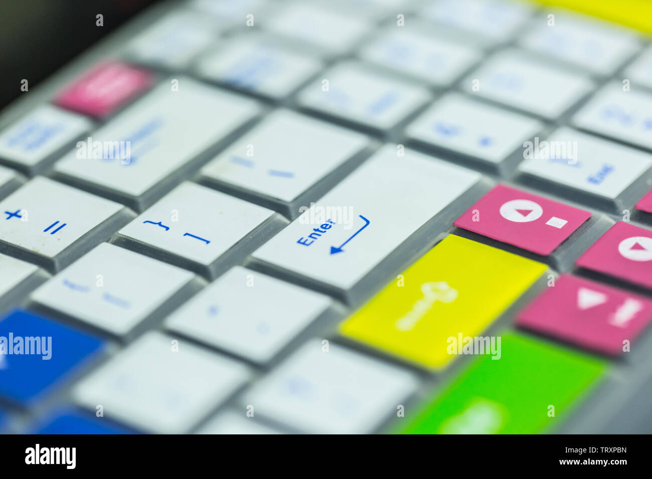 13ed5a35219 Perfect Keyboard Computer Key Button Stock Photos & Perfect Keyboard ...