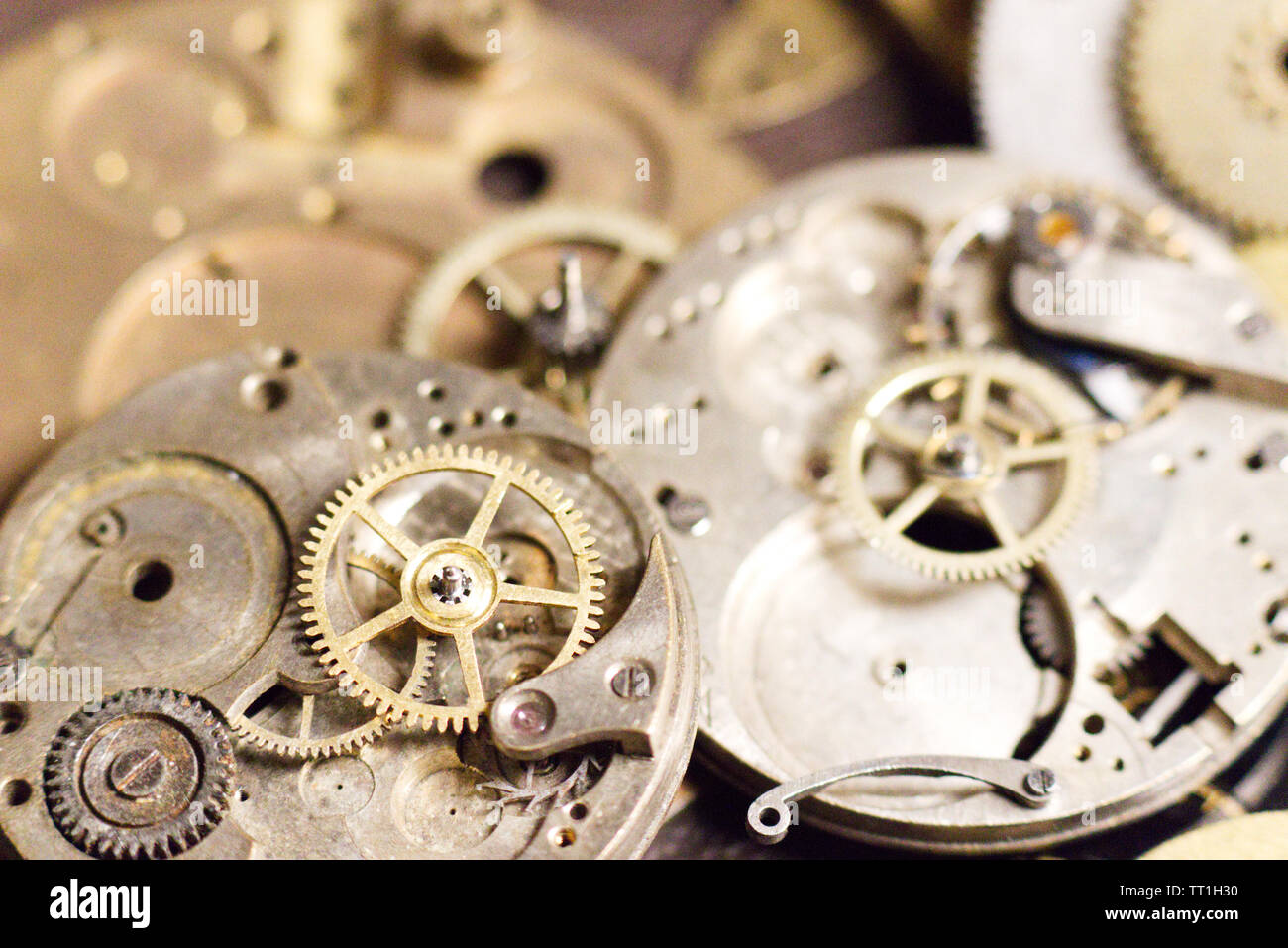 Watch Parts Stock Photos & Watch Parts Stock Images - Alamy
