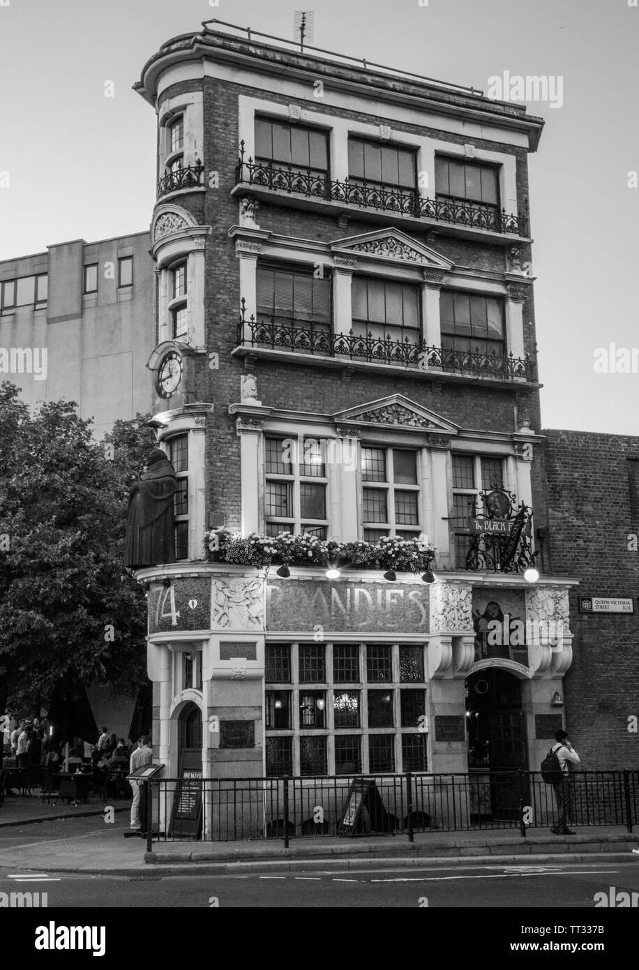 The Blackfriar Public House, London - Stock Image