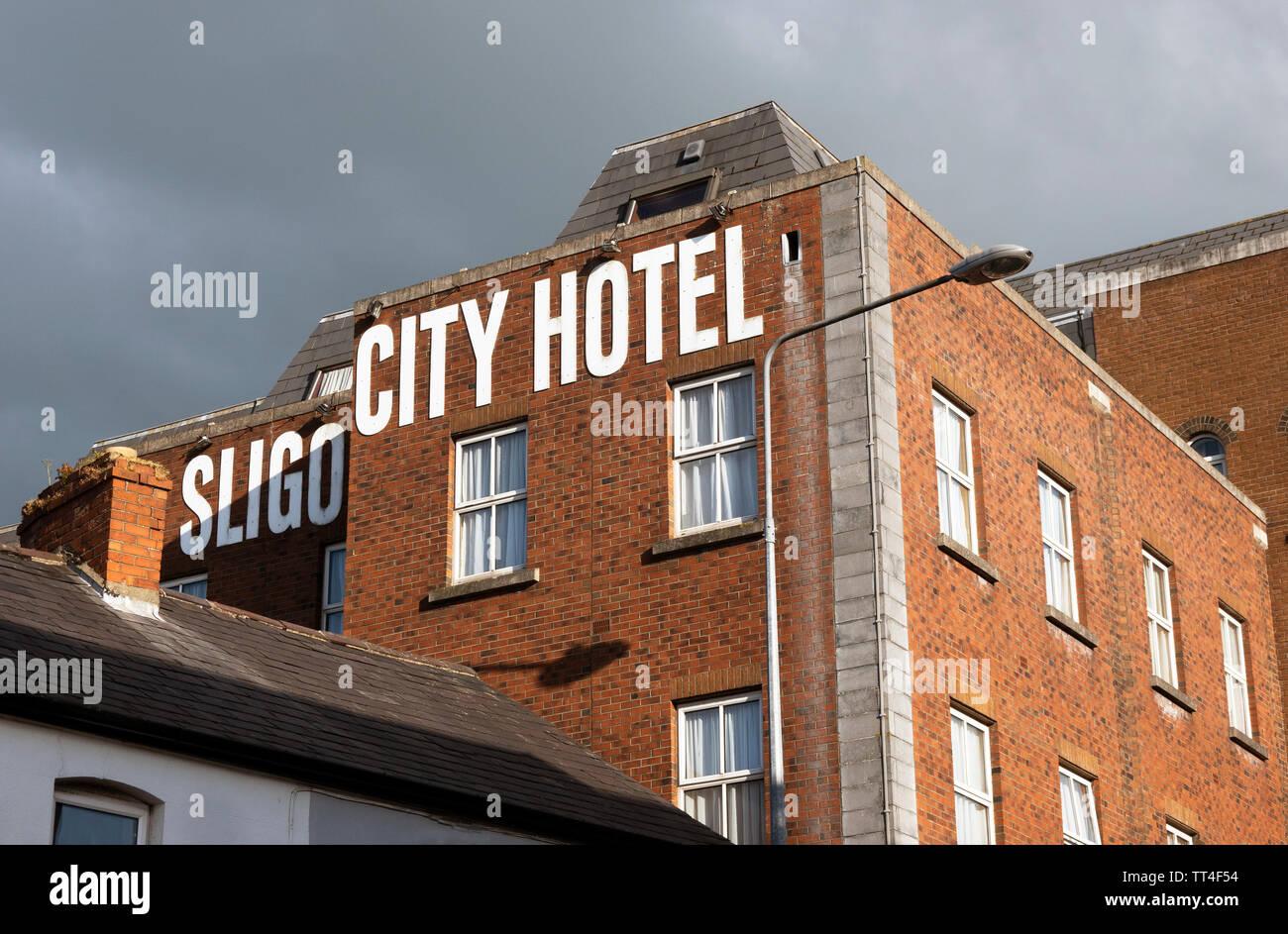 Sligo City Hotel in Sligo, Ireland - Stock Image