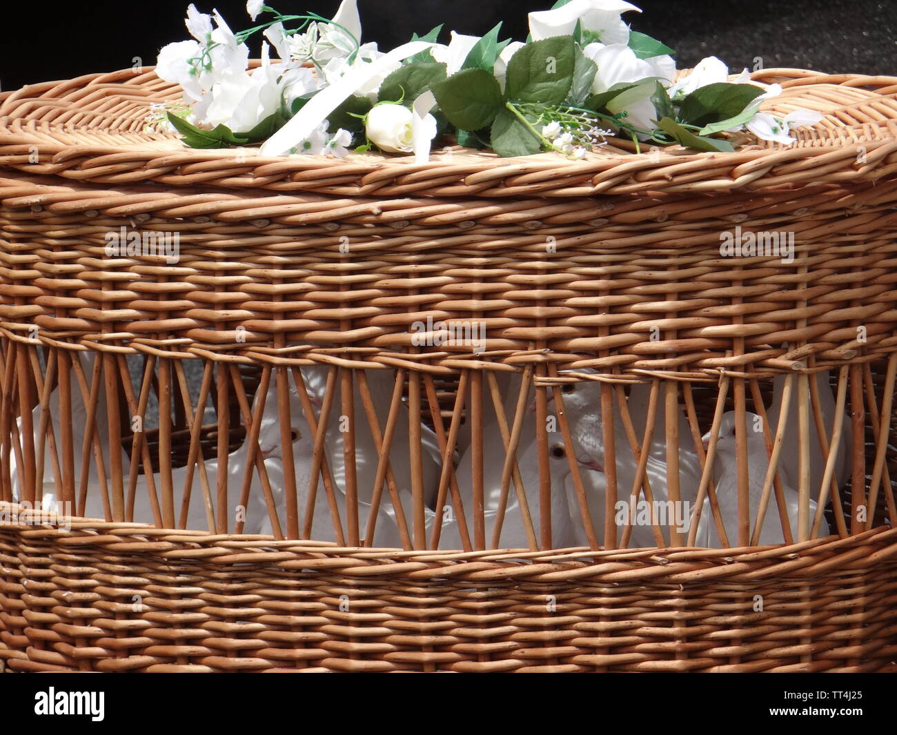 Two years of Grenfell Tower Fire, commemoration service, London, UK - Stock Image
