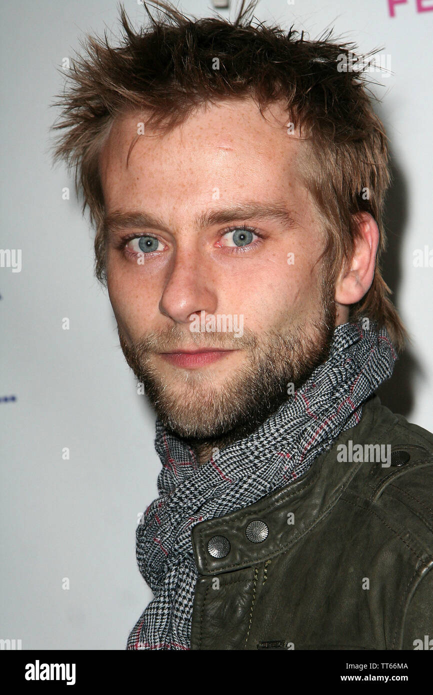 New York, USA. 26 April, 2008. Joe Anderson at the Premiere Of 'The 27 Club' At The 2008 Tribeca Film Festival at AMC Theater. Credit: Steve Mack/Alamy - Stock Image