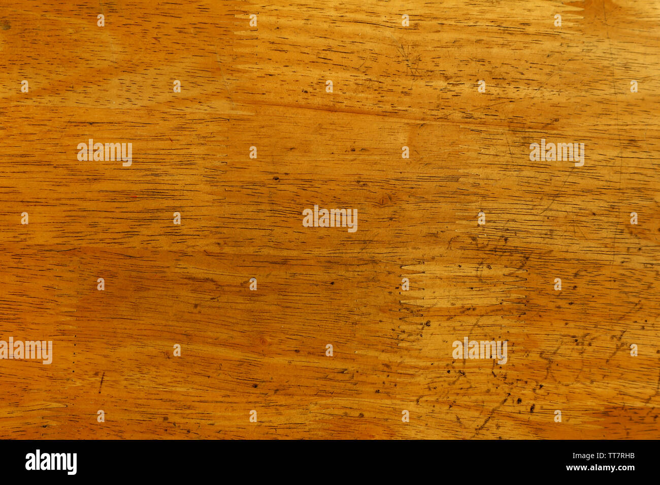 Photo of a wooden table texture - Stock Image
