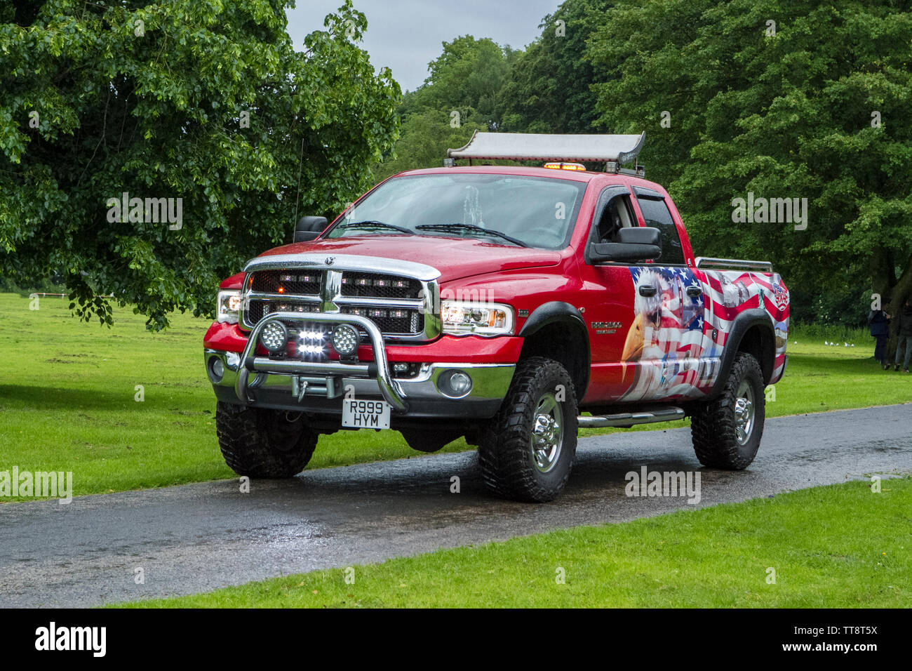 Dodge Ram High Resolution Stock Photography And Images Alamy