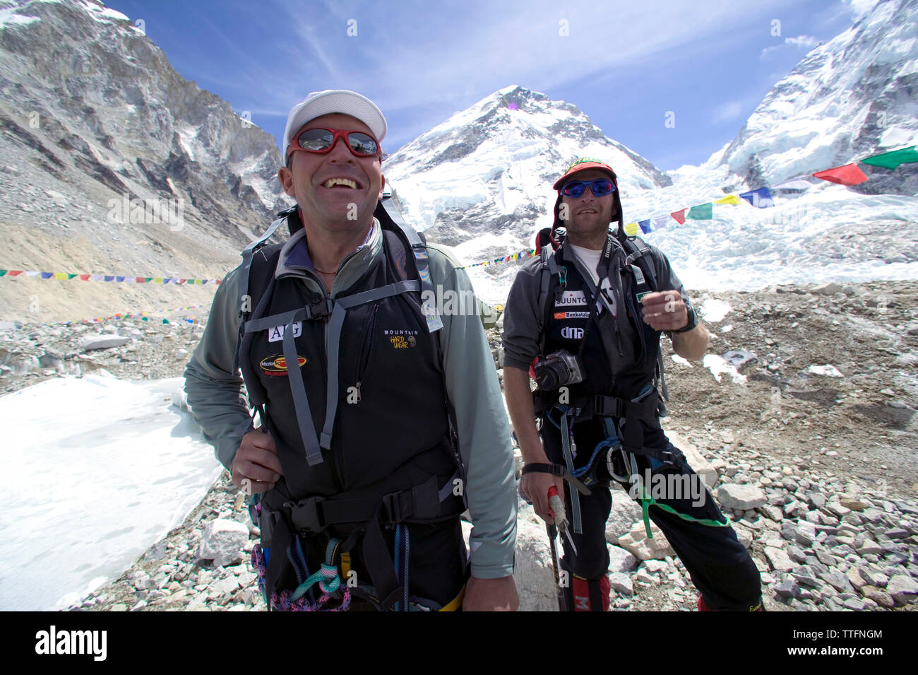 Ed Viesturs Everest