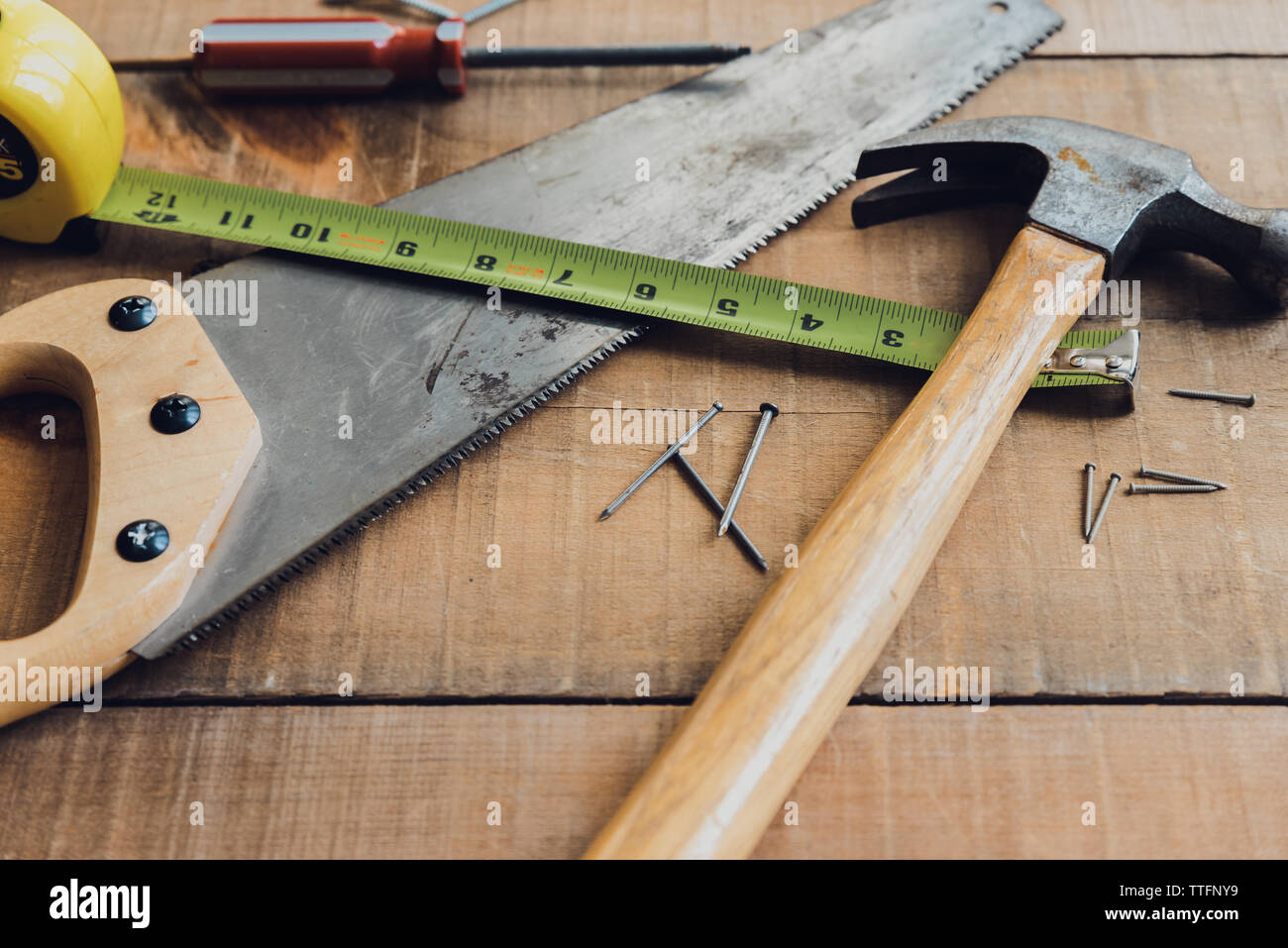 Woodworking Tools Stock Photos Woodworking Tools Stock