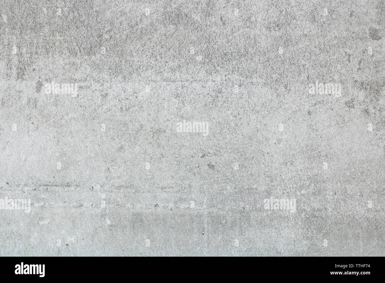 Gray graphic resource, waxed concrete background - Stock Image