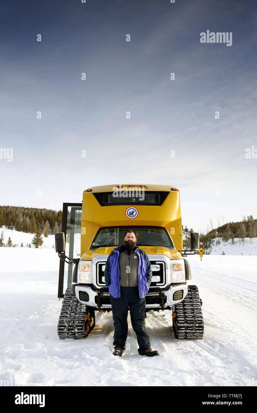 Snowcoach Stock Photos & Snowcoach Stock Images - Alamy