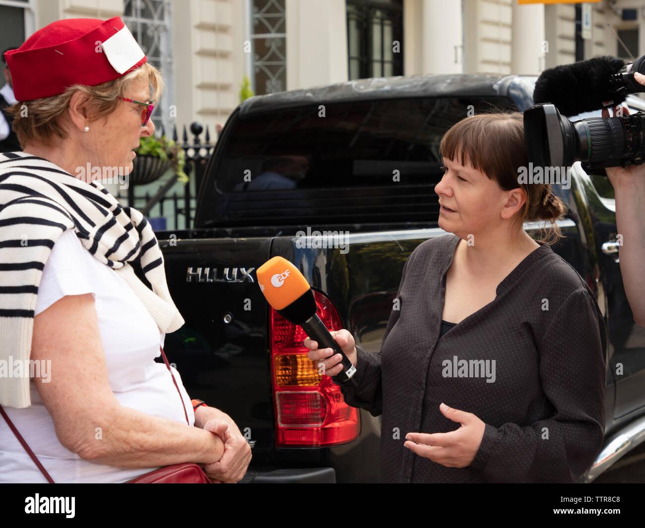 Zdf German Television Stock Photos & Zdf German Television