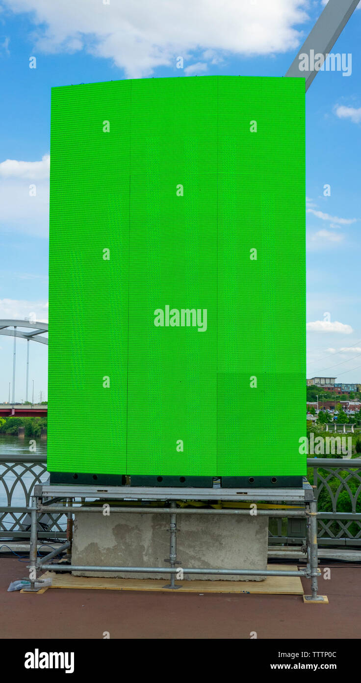 Tv Green Screen With Stock Photos & Tv Green Screen With