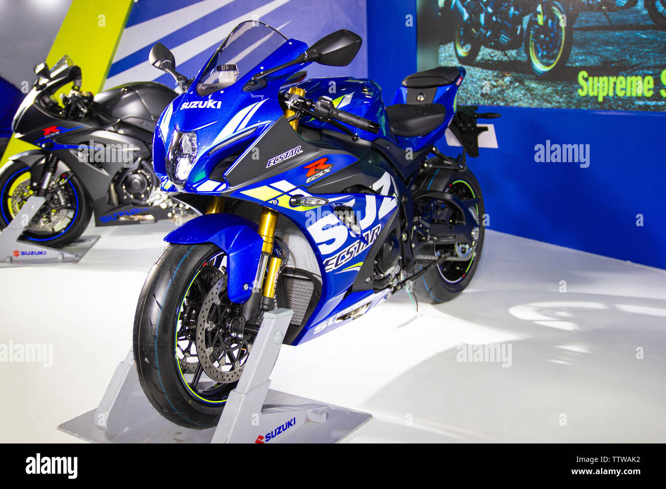 Suzuki Motorcycles For Sale >> New Motorcycles For Sale Stock Photos New Motorcycles For