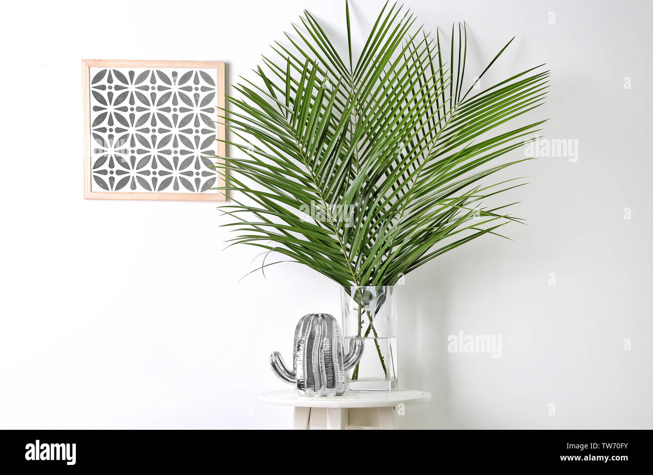 Tropical Leaves In Glass Vase On Table Indoors Stock Photo Alamy Free vectors for your nature, plants, palm trees, evergreen plants, exotic flora and tropical places visuals. https www alamy com tropical leaves in glass vase on table indoors image256465663 html