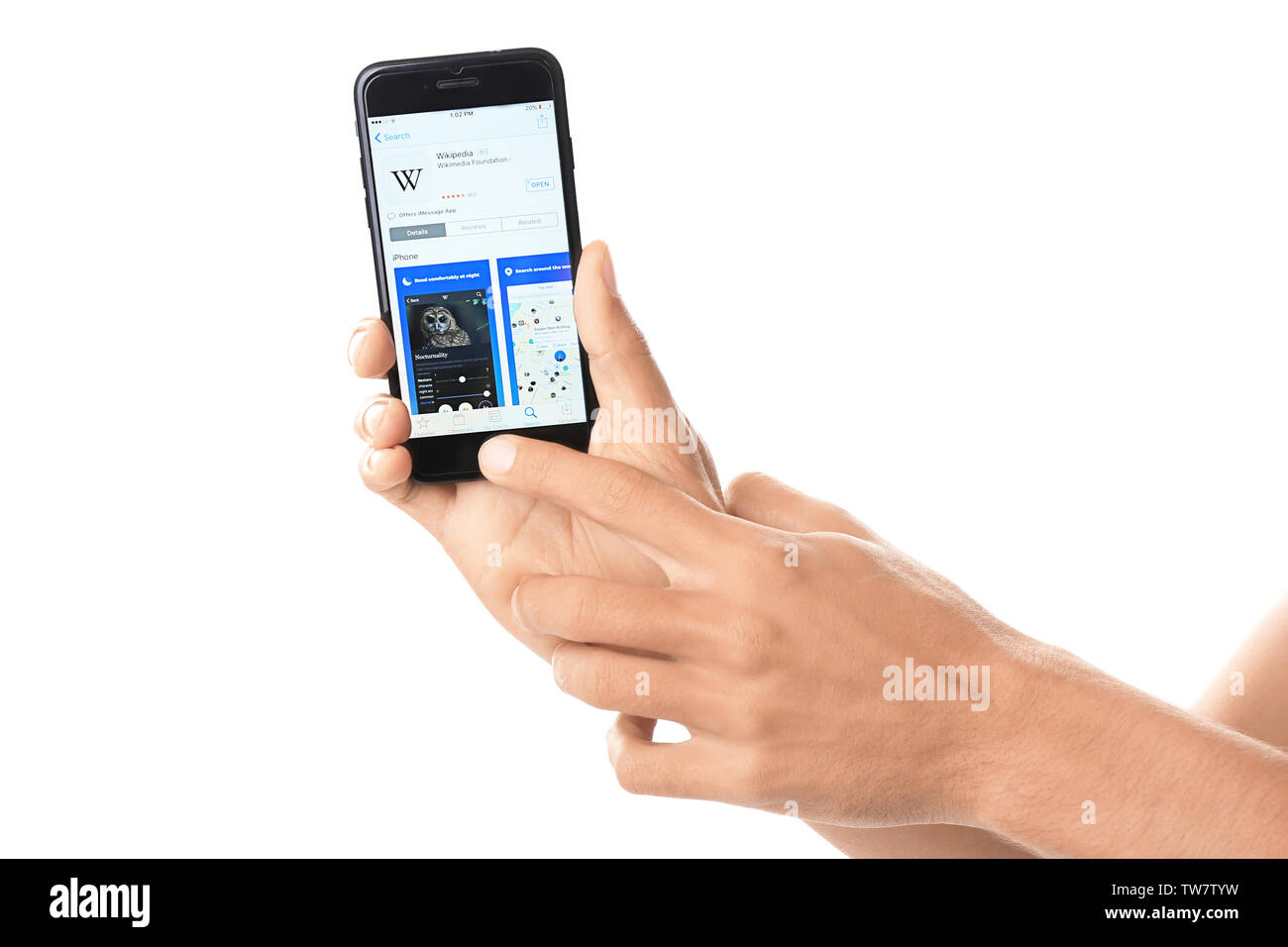 Wikipedia App Stock Photos & Wikipedia App Stock Images - Alamy