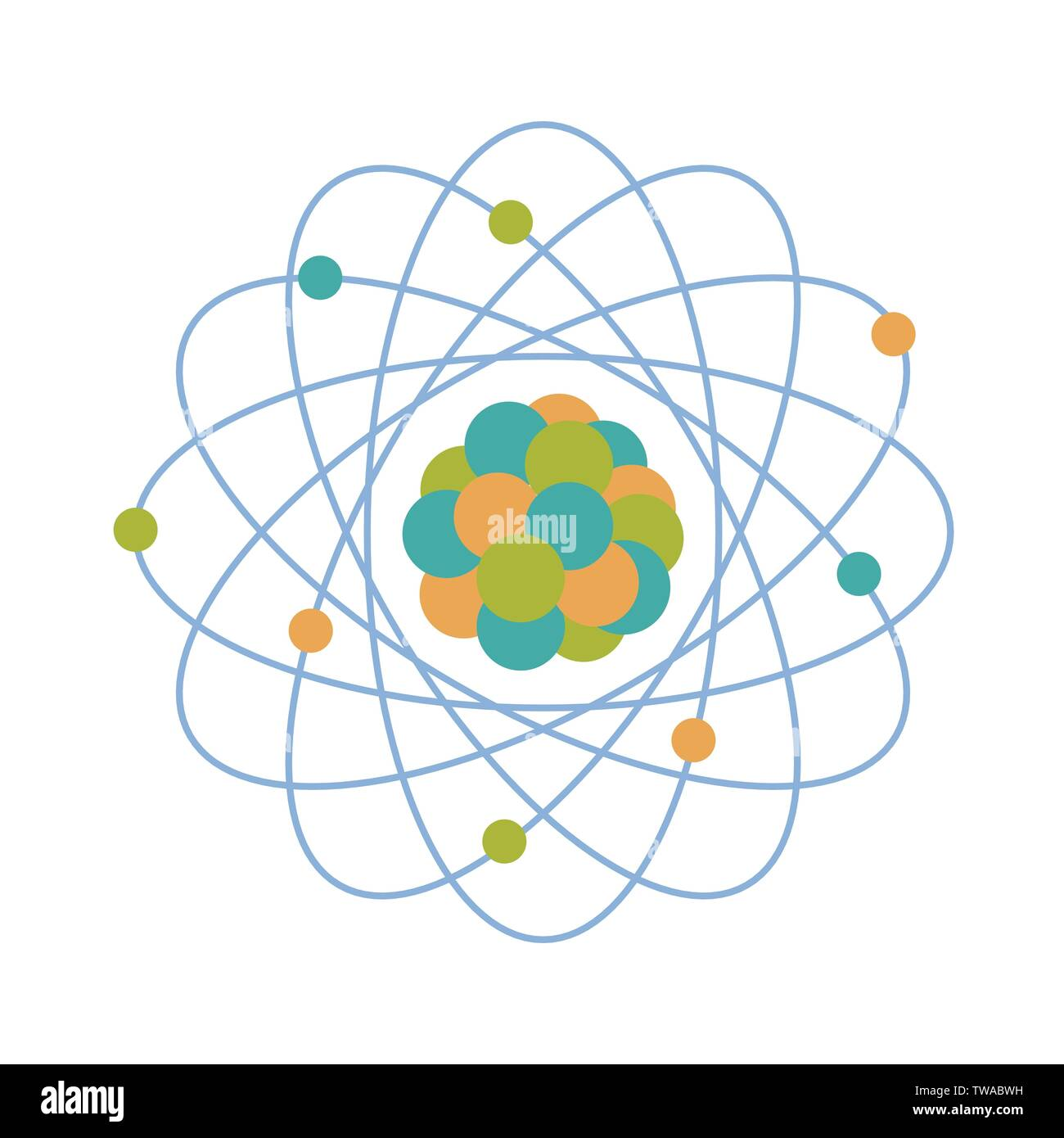 vector illustration with atomic structure print with symbol of nuclear energy scientific research molecular chemistry education science day chem stock vector image art alamy https www alamy com vector illustration with atomic structure print with symbol of nuclear energy scientific research molecular chemistry education science day chem image256540413 html