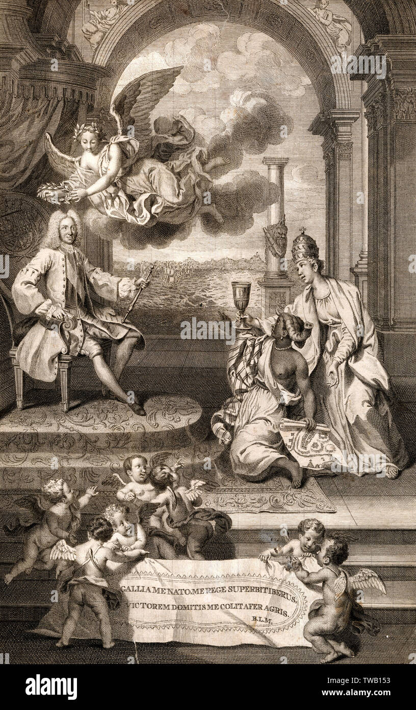 CARLOS III OF SPAIN 5th son of Felipe V duke of Parma, king of Naples before becoming king of Spain  in 1759 ; an enlightened and benevolent ruler     Date: 1716 - 1788 Stock Photo