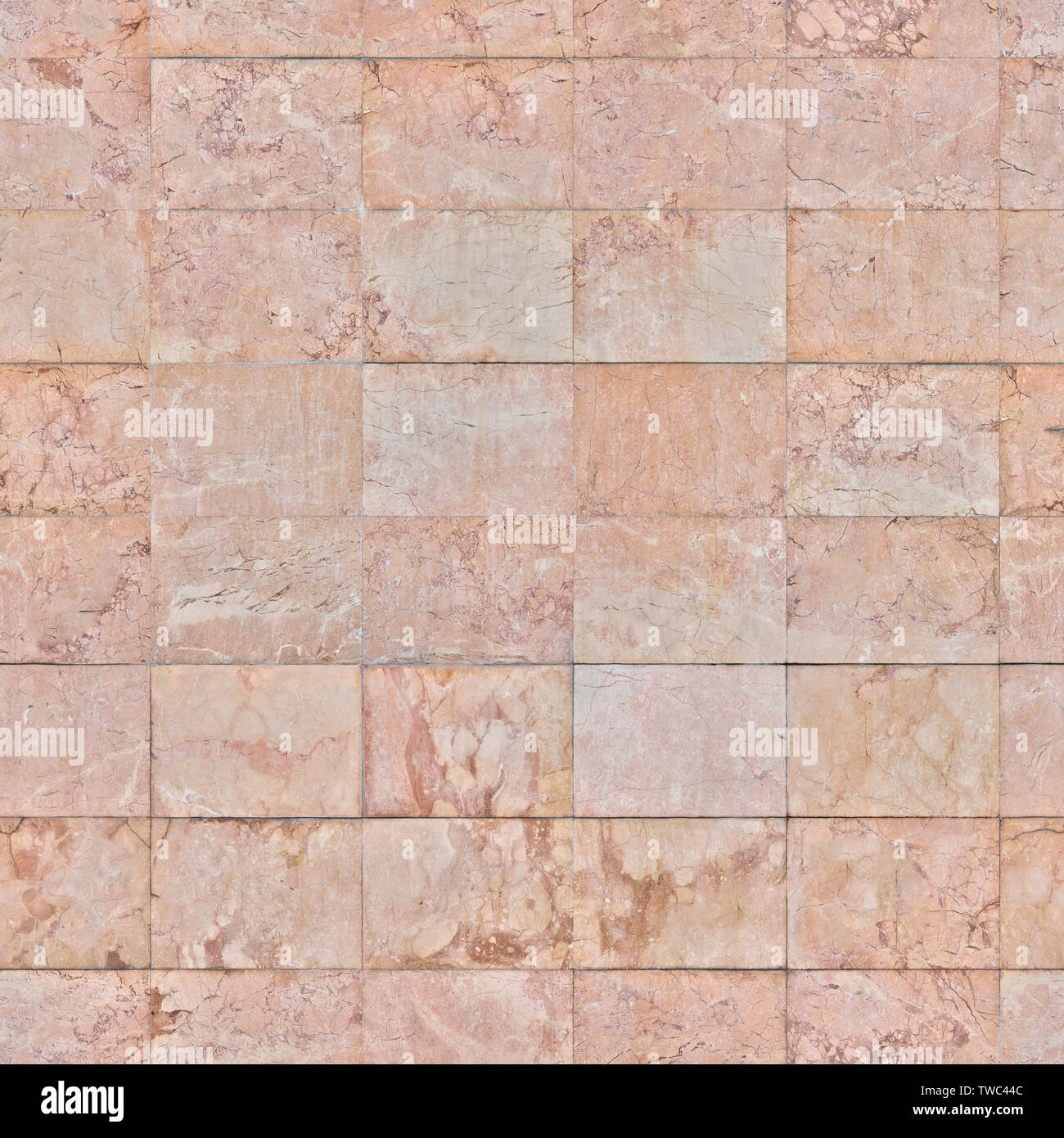 Pink Granite Tiles For The Interior Of The House With Textured Scratches On The Surface Stock Photo Alamy