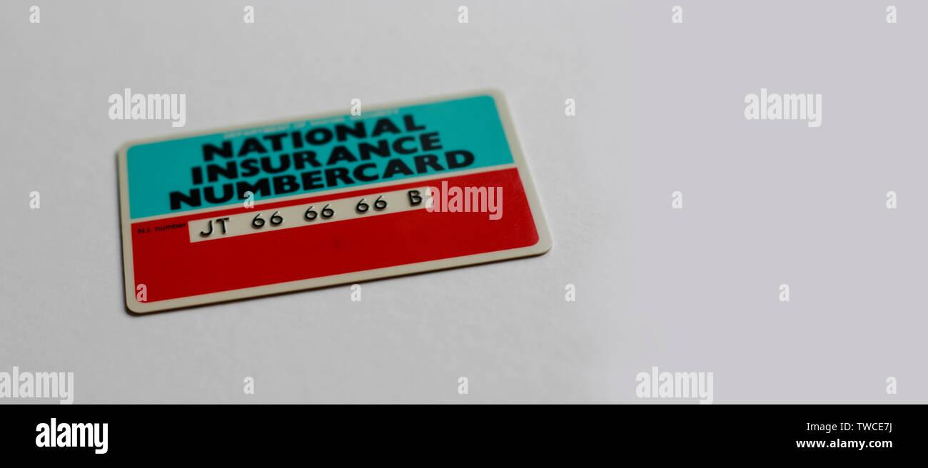 Social Security Number Stock Photos & Social Security Number