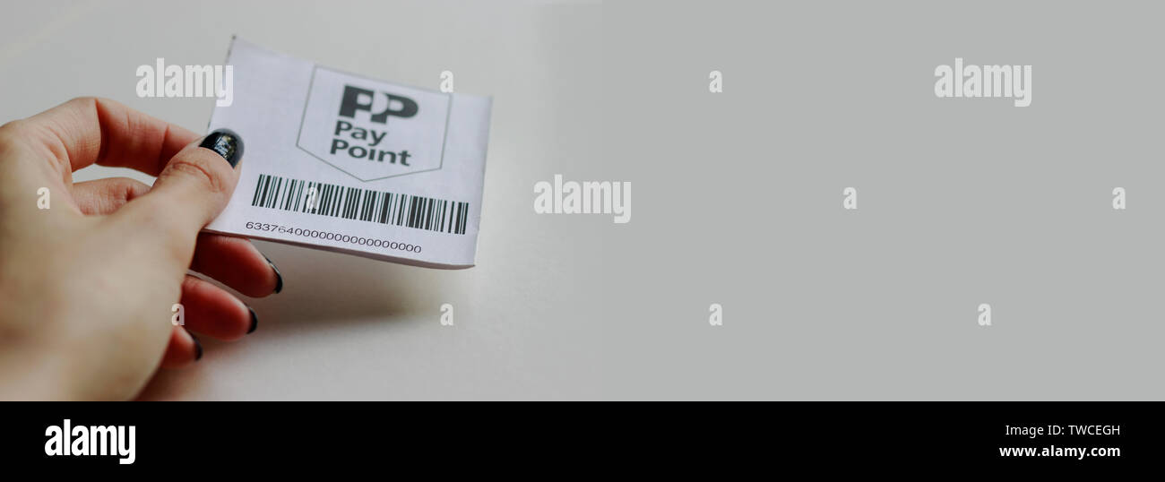 Paypoint Stock Photos & Paypoint Stock Images - Alamy